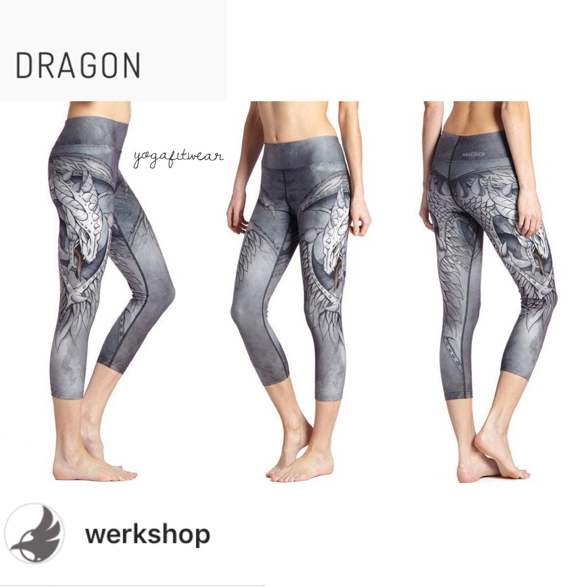 Werkshop Capri Length - Dragon (WS00023)