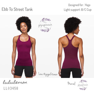 Lululemon - Ebb To Street Tank (Marvel) (LL03458)