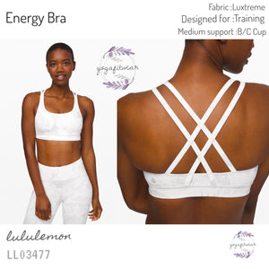 Lululemon - Energy Bra (Tropical Shadow Starlight Multi) (LL03477)