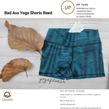 Liquido - Bad Ass Yoga Shorts :Reed (LQ00519)