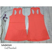 Lululemon - Cool Racerback (Cape Red) (LL01062)