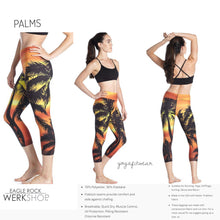 Werkshop Capri Length - PALMS (WS00157)