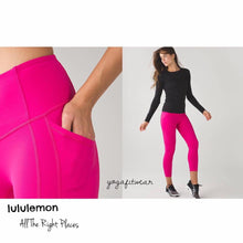 Lululemon - All The Right Places (Bon) (LL01029)