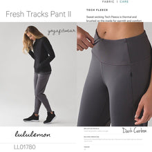 Lululemon - Fresh Tracks PantII (Dark Carbon) (LL01780)