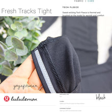 Lululemon - Fresh Tracks Tight (Black) (LL01784)