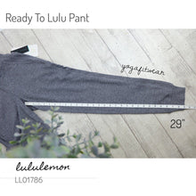 Lululemon - Ready To Rulu Pant (Heathered Dark Carbon) (LL01786)