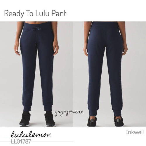 Lululemon - Ready To Rulu Pant (Inkwell) (LL01787)
