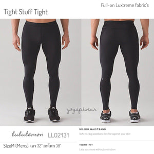 Lululemon - Tight Stuff Tight (black) (LL02131)