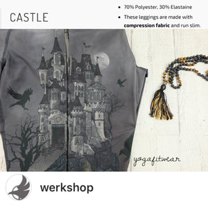 Werkshop Full Length - Dark Castle (WS00136)