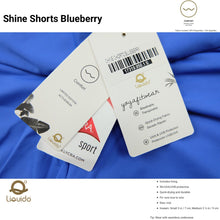"Liquido - Shine Shorts ""Blueberry"" (LQ00533)"