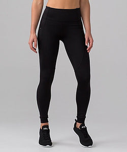 Lululemon - First Mile Tech Tight (black) (LL01833)