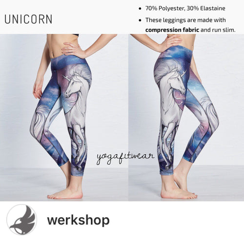 Werkshop Capri Length - Unicorn (WS00137)