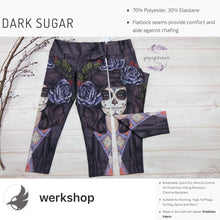 Werkshop Crop - Dark Sugar (WS00042)