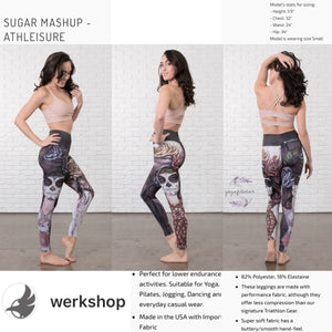 Werkshop - SUGAR MASHUP -Athleisure (WS00161)
