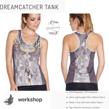 Werkshop - Dreamcatcher Tank (WS00171)