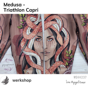 Werkshop -  Triathion Capri-Medusa (WS00237)