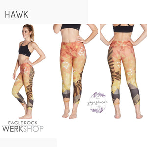 Werkshop Capri Length - Hawk (WS00172)