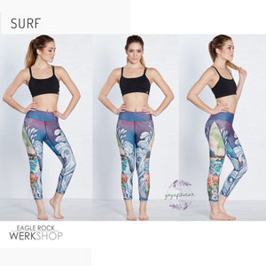 Werkshop Capri Length - Surf (WS00104)