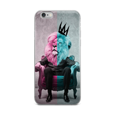The World's Most Interesting King iPhone Cases