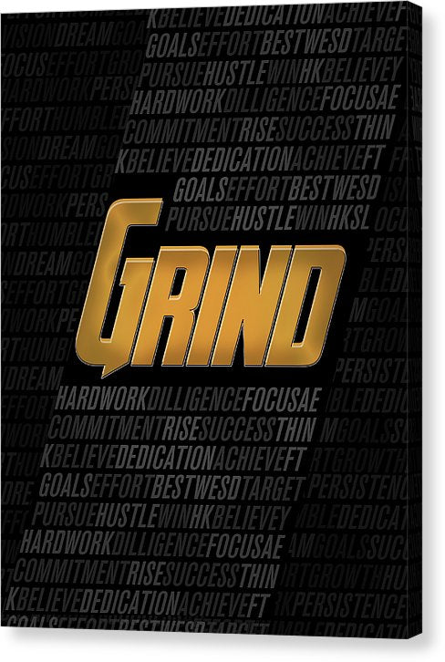Grind - Hustler Canvas