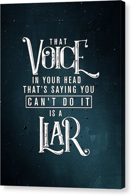 Voice That Lies