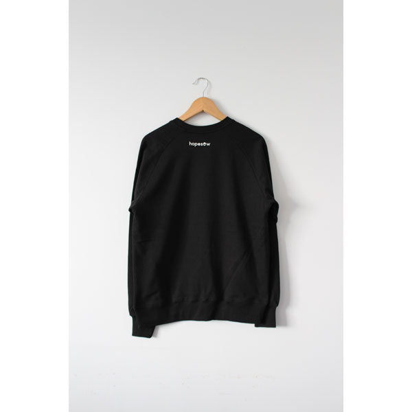 Hopesow Sweatshirt | Black