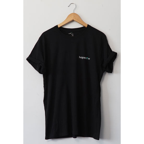 Hopesow T-shirt | Black