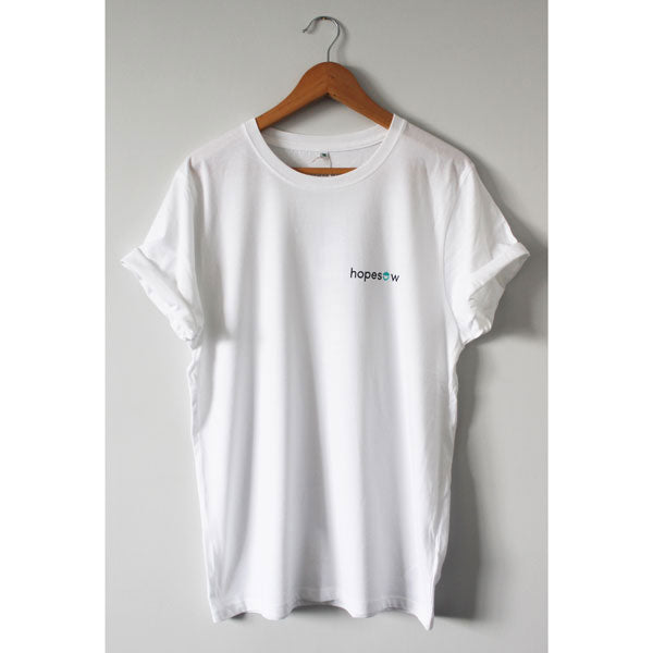 Hopesow T-shirt | White