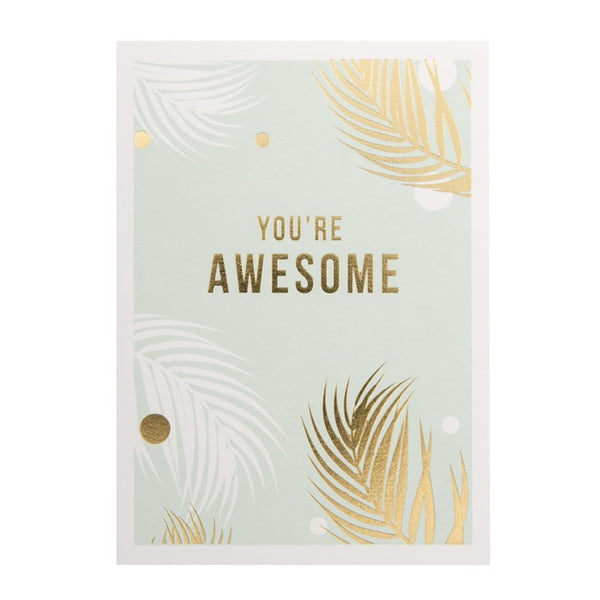 "Kartica ""You're Awesome"""