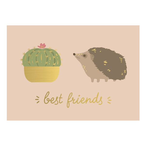"Kartica ""Best Friends"""
