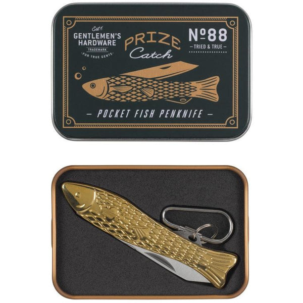 "Gentlemen's Hardware nožek ""Fish Pen"""