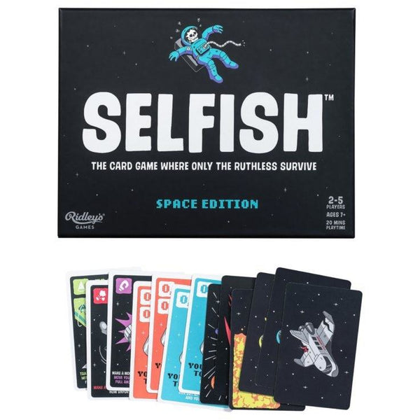 "Igra ""Selfish - space edition"""