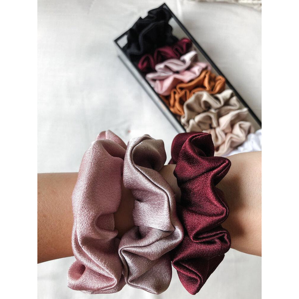 "Scrunchie ""satin"""