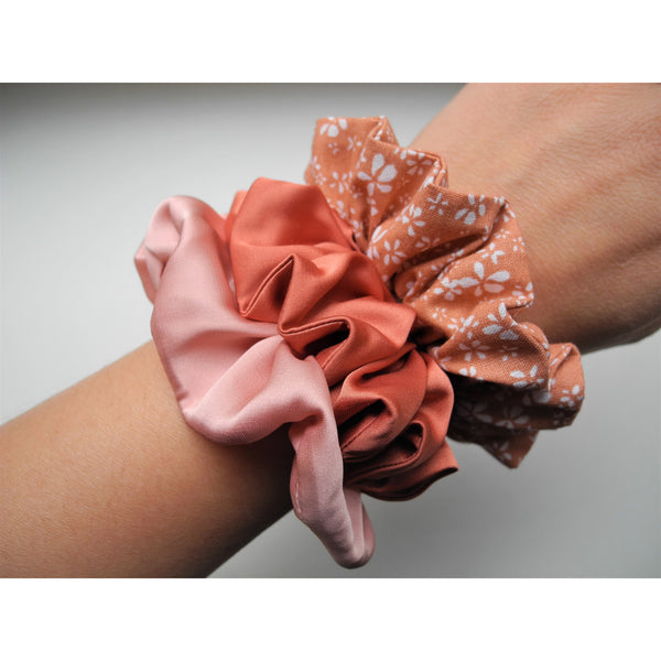 "Scrunchies ""sladka marelica"""