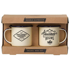 Gentlemens Hardware Espresso Set
