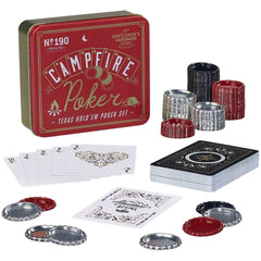 Gentlemens Hardware poker