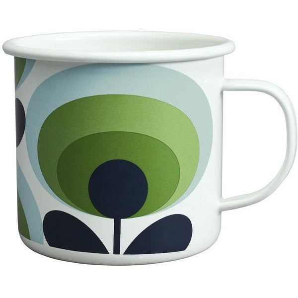 Orla Kiely skodelica Flower Apple