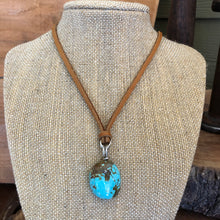 Number 8 Turquoise Necklace