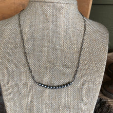 Navajo Pearl Chain Necklace