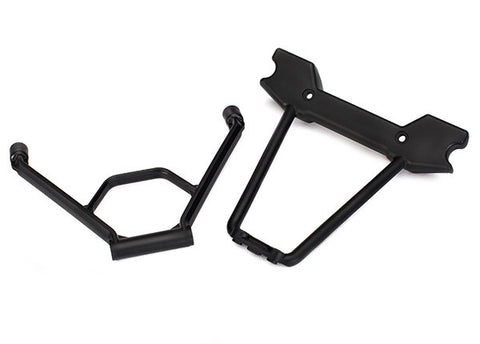 TRA7734 Bumper Mount Rear/Bumper Support X-Maxx
