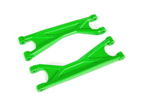 TRA7829G HD Green Suspension Arm Upper X-Maxx (2)