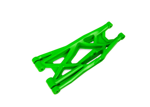 TRA7831G HD Green Suspension Arm Lower Left X-Maxx