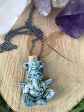 Ganesha Bottle Necklace
