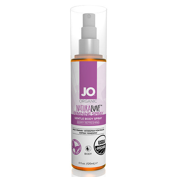 NaturaLove Organic Feminine Spray 120 ml System Jo 251676