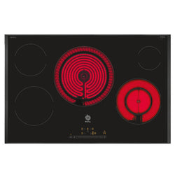 Glass-Ceramic Hob Balay 3EB785LQ 80 cm Black (5 cooking areas)