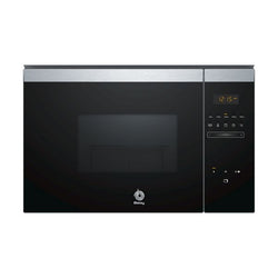 Built-in microwave Balay 3CG4172X0 20 L 800 W Grill Black