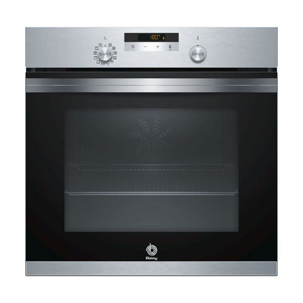 Pyrolytic Oven Balay 3HB4840X0 71 L Aqualisis 3600W Stainless steel