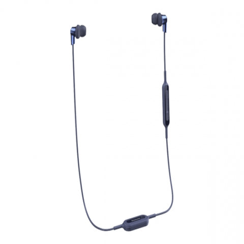 Bluetooth Sports Headset with Microphone Panasonic RP-NJ300BE-K Black