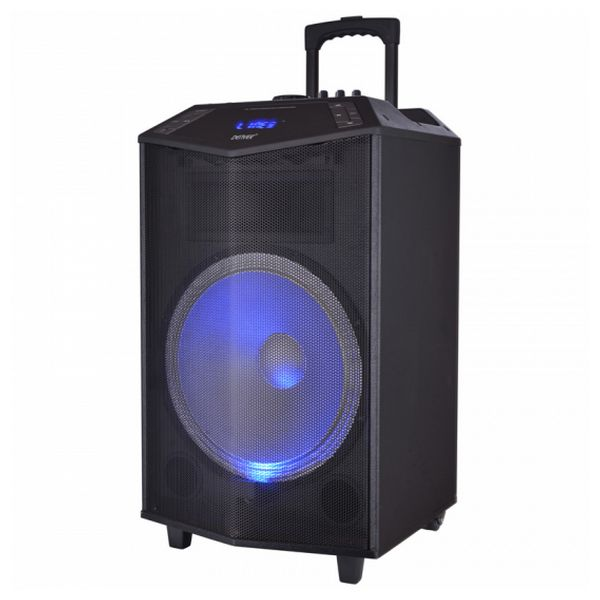 Portable Bluetooth Speakers Denver Electronics TSP-504 USB LED 4500 mAh 50W Black