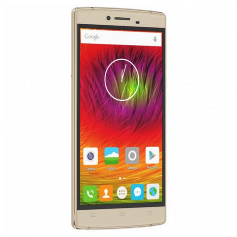 "Mobile Telephone Cubot S600 5"" 4G 16 GB Quad Core Gold"
